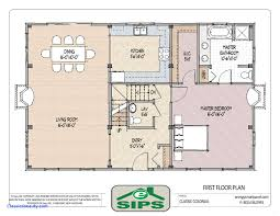 open floor plans with loft house plans small homes inspirational open floor plan colonial homes