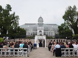 franklin park conservatory wedding 95 best weddings at the conservatory images on