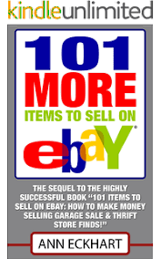 101 items to sell on ebay 2017 ebook eckhart