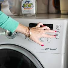 clean your washing machine the chic site