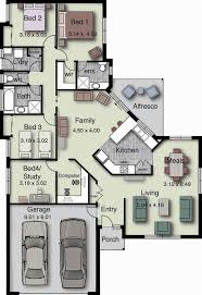 garage house floor plans luxury floor plans for homes with 4 bedrooms