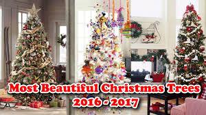 new christmas tree decorating ideas 2016 2017 decor