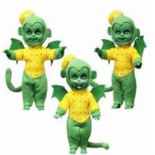 Flying Monkey Halloween Costume Amazon Living Dead Dolls Wizard Oz Flying Monkey