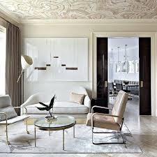 Best  Cream Living Rooms Ideas On Pinterest Christmas Living - Wallpaper for family room