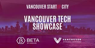 chambre a air v o announcing the fall 2017 vancouver tech showcase startups