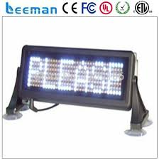 china new product sign board led light taxi sign light taxi card