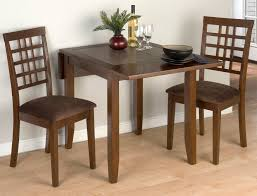 kitchen table sets with leaf kitchen table square round drop leaf wood assembled 2 seats beige