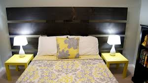 bedroom gray and yellow bedding set idea and unique bedroom