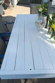 Composite Patio Table Patio Table Transformation With Full Tutorial U2022 Our House Now A Home