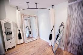Fitting Room Curtains Dressing Room Curtains Inspiration Mellanie Design