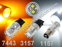 home of original two color switchback turn signal led bulbs