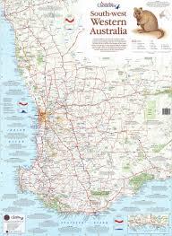 Austrailia Map South West Western Australia Map Australian Geographic