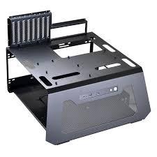 new lian li pc t70 test bench simulates any case environment