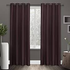 exclusive home interiors exclusive home curtains shantung faux silk thermal