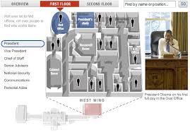 oval office layout interactive inside obama s west wing kelso via wash post