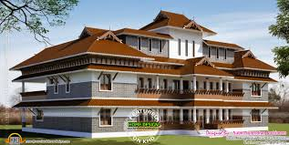 super luxury house plan for super rich kerala home design