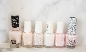 best neutral nail polishes sweet september