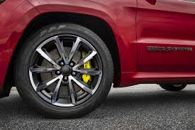 jeep cherokee power wheels the jeep grand cherokee trackhawk is 707 hp of all wheel drive
