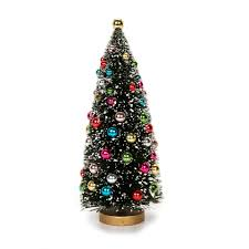 bottle brush trees 8 5 inch green sisal tree