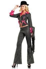 Halloween Gangster Costume Pimpin U0027 Pretty Costume Women U0027s Costumes Costumes