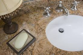 ideas for bathroom countertops 5 bathroom countertop materials from to best