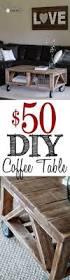 diy pallet coffee table diy insp pinterest pallet coffee