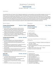 Sample Resume For Retail Job by Retail Cv Examples And Template