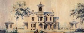 the victorian villa architectural style