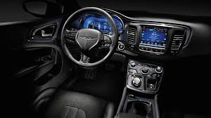 2015 Chrysler 200s Interior 2015 Chrysler 200 Burlington Nj Burlington Chrysler Dealer