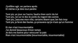 Meme Si Lyrics - t繪l繪charger paroles ma羂tre gims tant pis official lyrics mp3