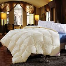 Luxury Down Comforter Colored Down Comforter King Comfortable And Beautiful Down