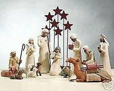 nativity set ebay