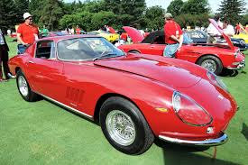 pink chrome ferrari ferrari club concours d u0027elegance the auto blonde