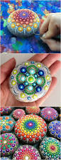 Painted Rocks For Garden by How To Make Painted Rocks To Decorate Your Home U0026 Garden Pondic
