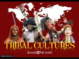 tribal cultures around the world