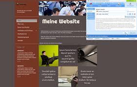 homepage designer multi language website
