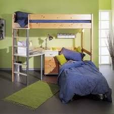 Wood Futon Bunk Bed Plans by Futon Bunk Bed With Desk Design Ideas Kids Room Pinterest