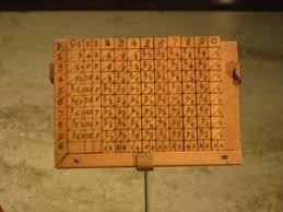how were napier bones used for computing multiplication and