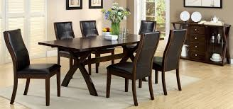 Kitchen Furniture Toronto Buy Furniture Of America Cm3339t Set Toronto Dining Room Set
