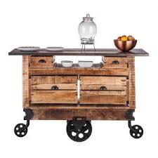 kitchen trolley island kitchen island wooden iron trolley with 4 basket storage
