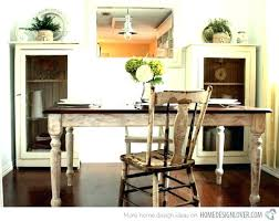 dining table shabby chic dining tables and chairs metal table
