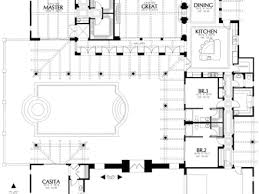astonishing spanish house plans with inner courtyard contemporary