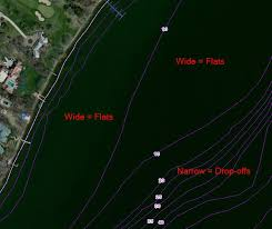 26 best fishidy s maps images on fishing maps bass