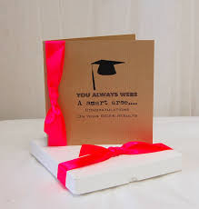 smart neon congratulations graduation card by made with