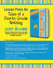 common core lessons for tales of a fourth grade nothing by judy