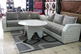 canape marocain idee deco salon marocain moderne