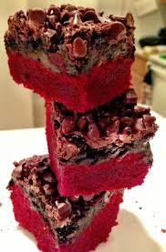 recipe red velvet oreo truffle brownie bars andiamo