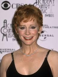 chic short haircuts for women over 50 short chic with graduated short fringe reba mcentire s short