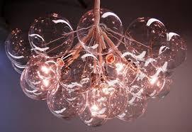 Diy Glass Bubble Chandelier Bubble Chandelier Diy Instructions U2013 Home Decoration Ideas