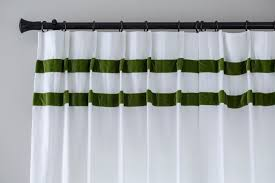 design trend custom pleated drapes for your window drapery street